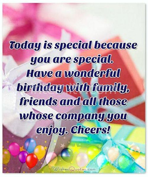 Adorable Birthday Greeting Image for Someone Special